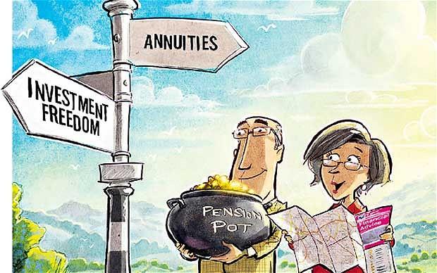 Annuity Pension Pot
